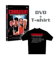 combatant extreme self defense dvd and tshirt